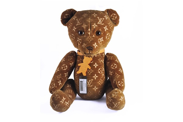 Louis Vuitton Monogram Bear