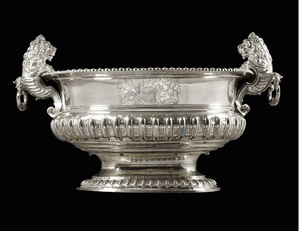Great Silver Wine Cistern of Thomas Wentworth