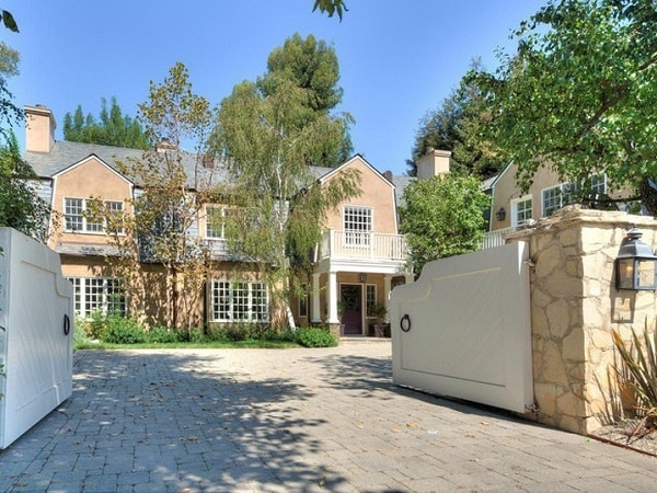 Adele's Beverly Hills Family Home