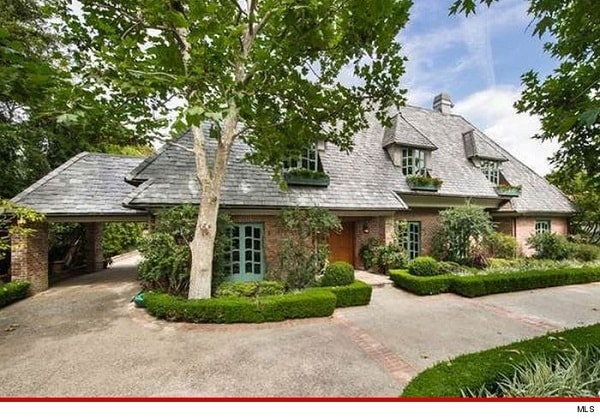Ozzy Osbourne's Hidden Hills Mansion