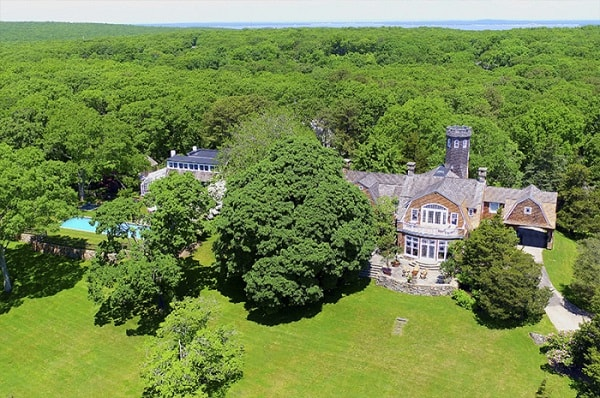 Christie Brinkley's Long Island Mansion