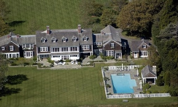 Jerry Seinfeld's Hamptons Retreat