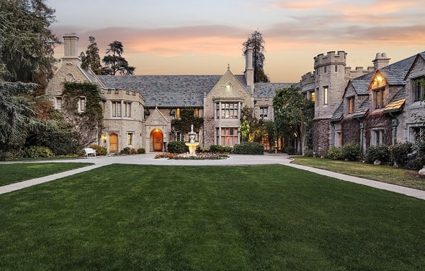 Hugh Hefner's Playboy Mansion