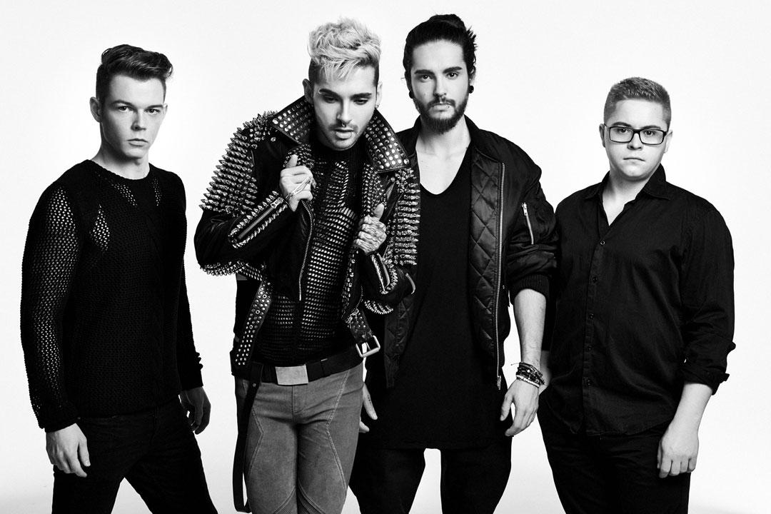 Вот так выглядят Tokio Hotel сейчас