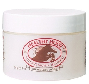 Healthy hoof for nails