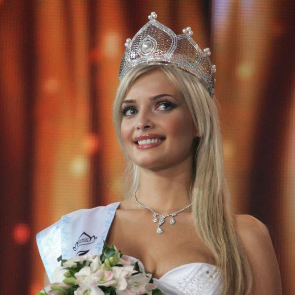 Татьяна Котова на конкурсе «Мисс Россия 2006»