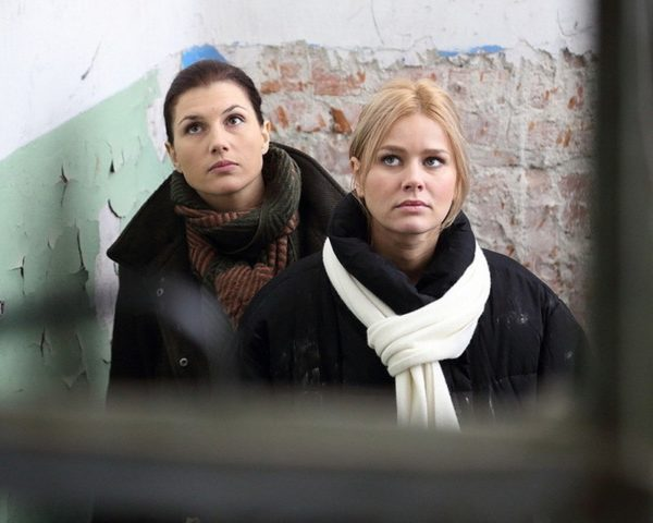 Актеры из сериала напарницы сша