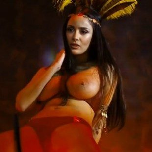 Salma hayek erotic