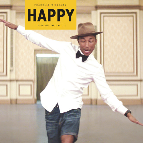 Happy pharrell williams listen online