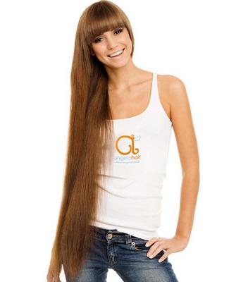 Наращивание волос самостоятельно