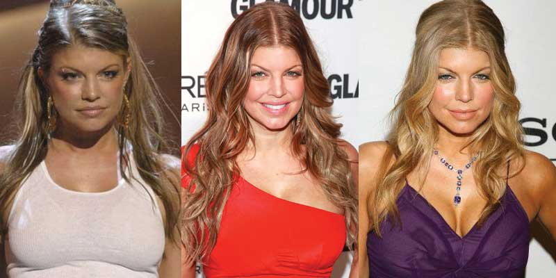 Fergie real age