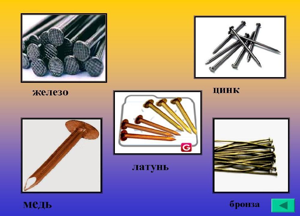 Завод по производству гвоздей