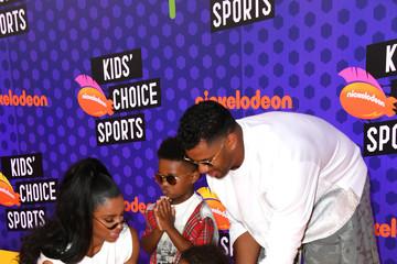 Ciara Ciara Princess Harris Nickelodeon Kids' Choice Sports 2018 - Arrivals