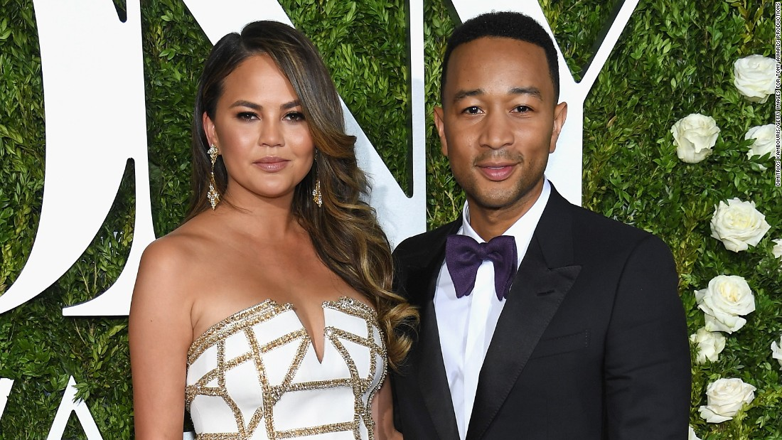 John legend chrissy teigen apartment