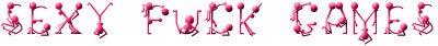 SexyFuckGames.com Logo