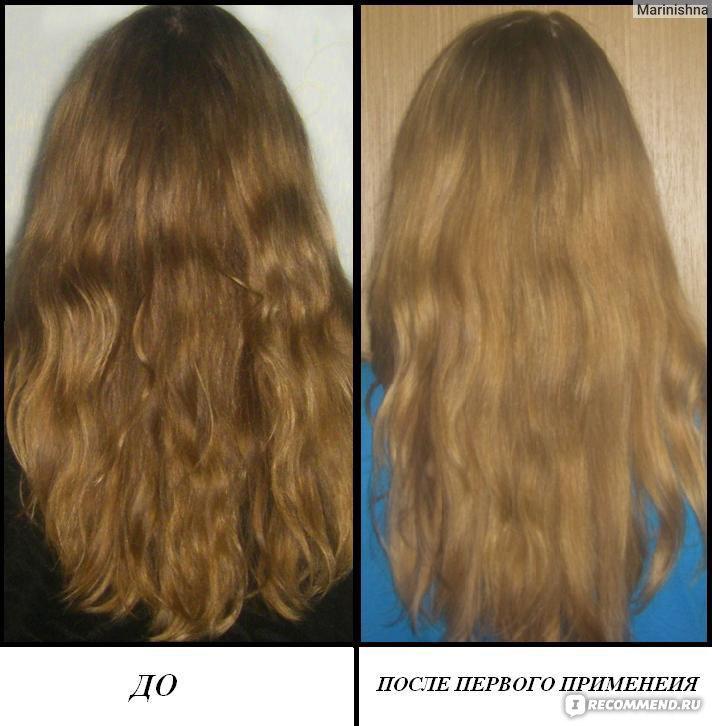 Корица и мед для волос осветление отзывы
