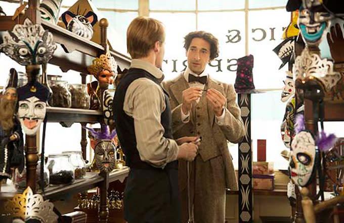 Houdini adrien brody cast