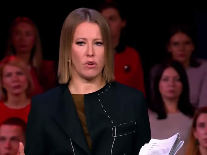 Новости дня: Собчак ответила критикам ее нового шоу на Первом канале