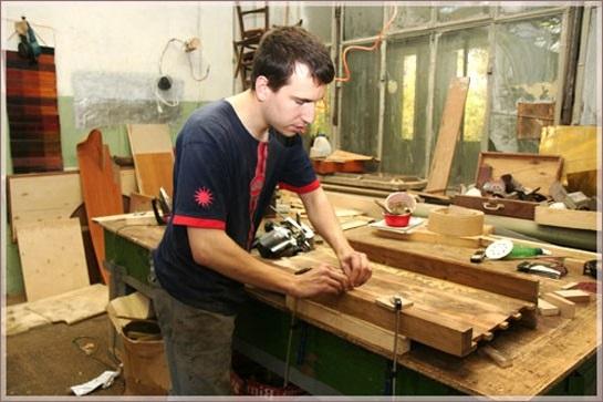 Бизнес по изготовлению мебели
