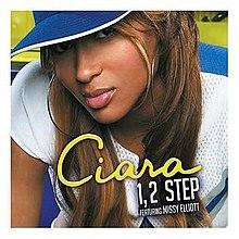 Ciara featuring missy elliot - 1 2 step
