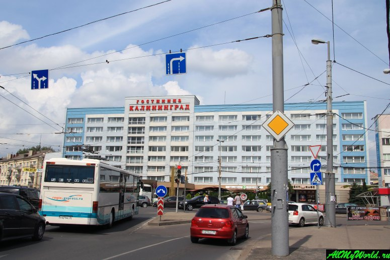 Калининград что смотреть