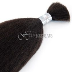 50% Italian Mink® Kinky Straight for Braiding
