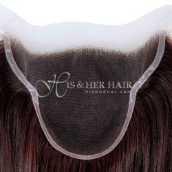 Swiss Lace - Part Lace Natural Perm Straight