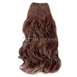 Synthetic Bodywave for weaving