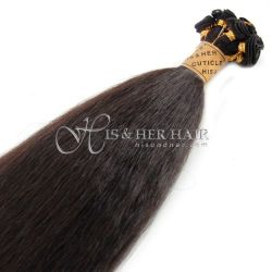 Cuticle®  - Handtied  Weft Kinky Straight - Sale