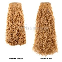 50% Italian Mink® Jheri Curl for Weaving