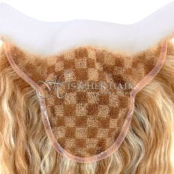 German Lace - Part Lace - French Refined