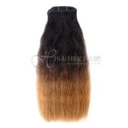 50% Italian Mink® - Machine Weft European Wave Ombre