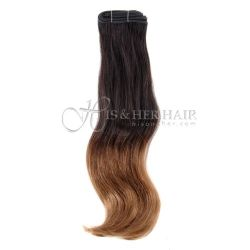 50% Italian Mink® - Machine Weft French Bodywave Ombre