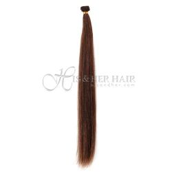 Cuticle® - Handtied Natural Perm Straight (1 pc.)