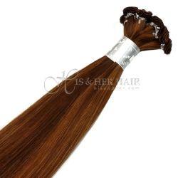 50% Italian Mink® - Handtied Weft Silky Straight - SALE