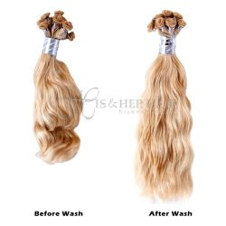 50% Italian Mink®  - Handtied Weft French Bodywave - SALE