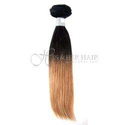 Regular - Machine Weft Silky Straight Ombre