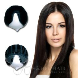 U-Shape Fall Silky Straight