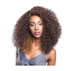 BROWN SUGAR SOFT SWISS LACE WIG 204