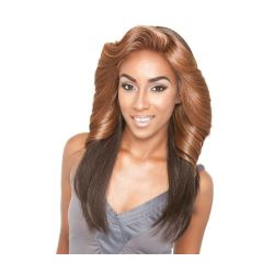 BROWN SUGAR SILK LACE FRONT WIG 602