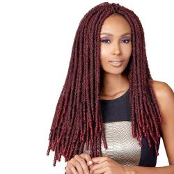 SYNTHETIC BOMBA FAUX LOCS SOUL