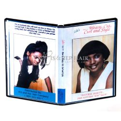 DVD for Weave, Cut & Style