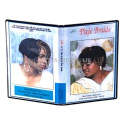 DVD for Pixie Braids