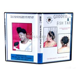 DVD for Goddess II & Fish Tail