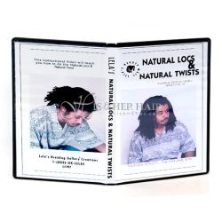 DVD for Natural Locs & Natural Twist