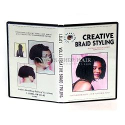 DVD for Creative Braid Styling