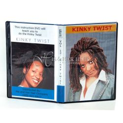 DVD for Kinky Twist