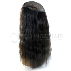 Magic Extensions in French Refined Hair - ITALIAN MINK® 100%...