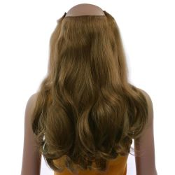 French Bodywave Clip on Set, Color #8, Medium Ash Brown.  10...