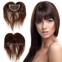 Human Hair Bang